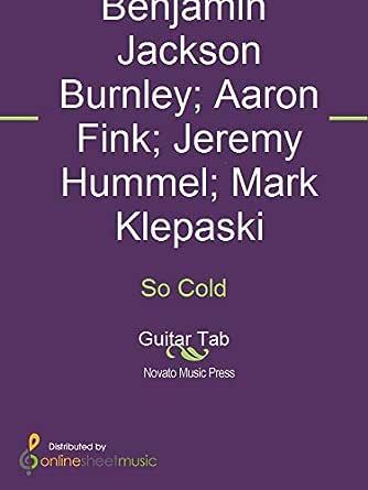 So Cold Kindle Edition By Aaron Fink Benjamin Jackson Burnley Breaking Benjamin Jeremy Hummel Mark Klepaski Arts Photography Kindle Ebooks Amazon Com