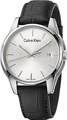 Calvin Klein Tone Men's Quartz Watch K7K411C6