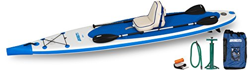 Sea Eagle NeedleNose NN14 SUP - Stand Up Paddle Board - Deluxe Package