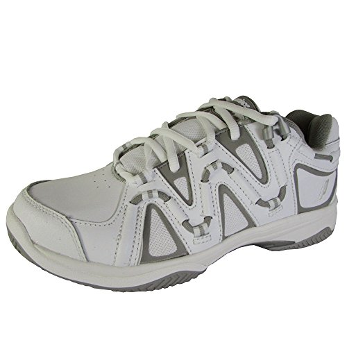 wide range of for sale visa payment for sale Prince Womens QT Scream 4 CC Clay Court Tennis Shoes White p3IdITq0