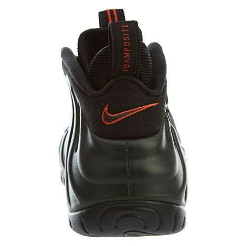47 Multicolore de Homme Basketball Nike Chaussures 5 Pro Foamposite 304 Air Black Team EU Sequoia Orange qppwI0O