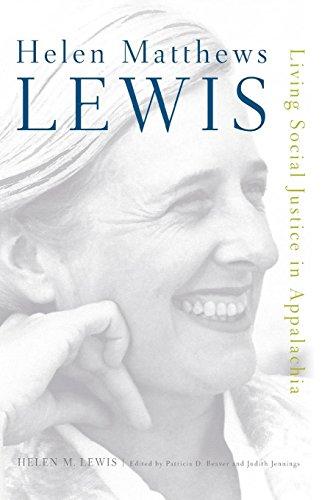 Helen Matthews Lewis: Living Social Justice in Appalachia