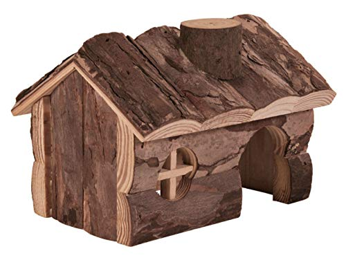 Trixie Pet Products Hendrik Natural Wood Hamster House