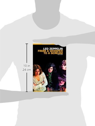 From a whisper to a scream complete guide to the music of led zeppelin dave lewis 9781780385471 amazon com books