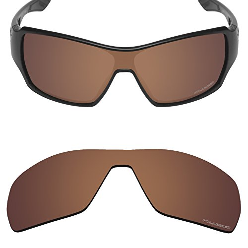 Mryok+ Polarized Replacement Lenses for Oakley Offshoot - Bronze - Offshoot Polarized