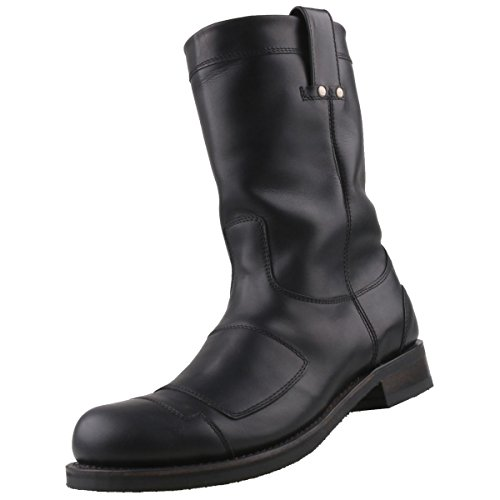 Stivali nero uomo Boots Sendra nero fqFYaw
