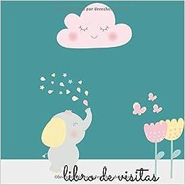 Libro de visitas: Libro de visitas para baby shower I primer ...