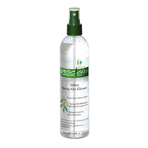 Olive Spray On Glosser