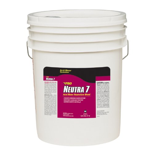 Pro Products SP40N Neutra 7 Acid Water Neutralizer (40 lb pail)