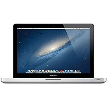 "Apple 13.3"" Macbook Pro MD101 Laptop (2.5Ghz Core i5 CPU, 4GB RAM, 500GB HDD, DVDRW, MacOS X El Capitan)"