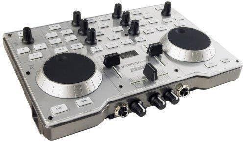 Hercules Mk4 - Controlador de DJ portátil con audio integrado ...