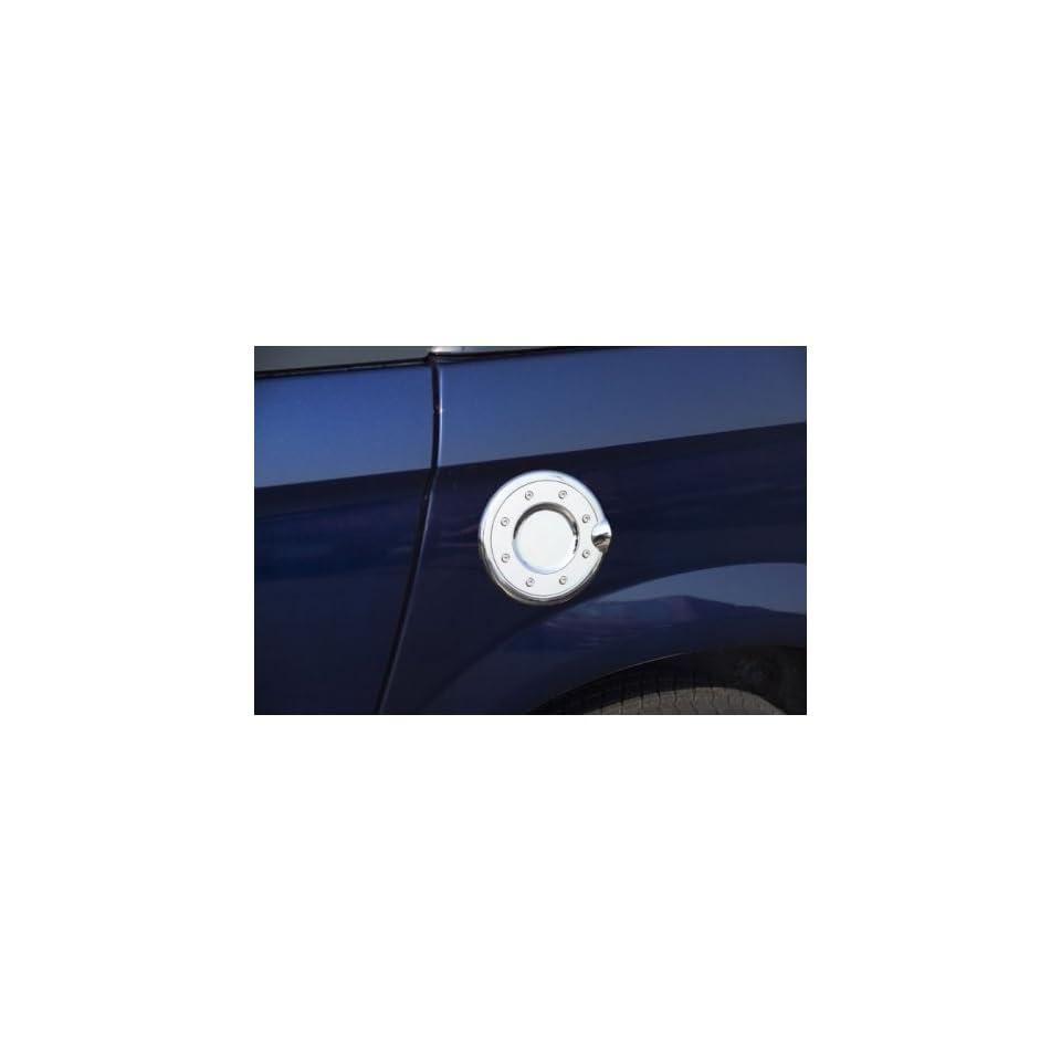 Putco Chrome Fuel Door Cover   Silver, for the 2004 Cadillac Escalade ESV
