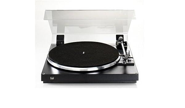 Dual CS 420 - Tocadiscos para equipo de audio, negro: Amazon.es ...