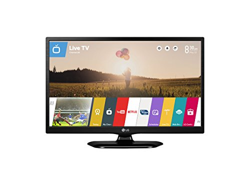 LG Electronics 24LF4820 24-Inch 1080p Smart LED TelevisionMonitor (2015 Model)