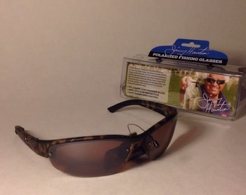 Amazon.com: Foster otorgar Jimmy Houston Pesca anteojos de ...