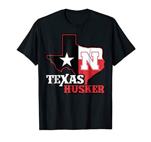 Nebraska Cornhuskers Texas Husker T-Shirt - Apparel