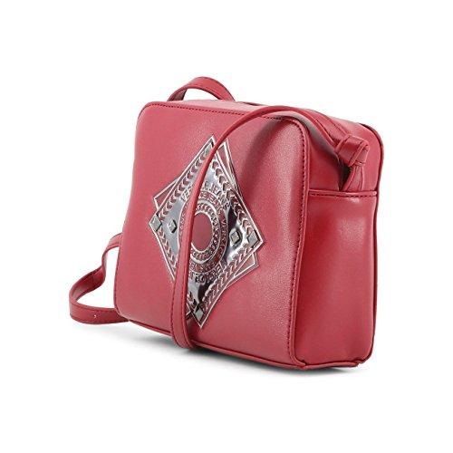 Versace Body Jeans Cross Bag Bag Genuine Red Designer Crossbody Women Women Zt5qOwT