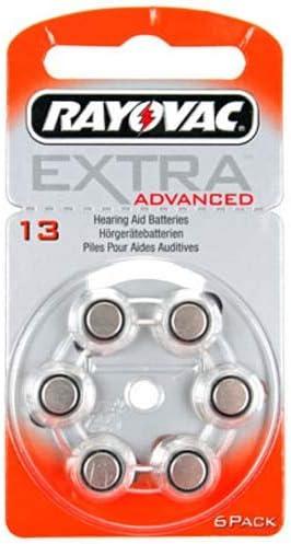 Rayovac Raha13 Extra Advanced Hörgeräte Batterien Elektronik