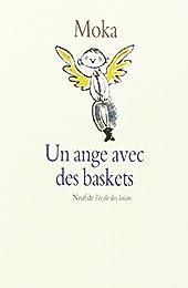 Un  ange avec des baskets