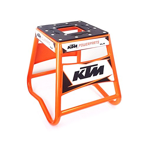 NEW KTM METAL BIKE STAND MOTOCROSS SX XC XCW EXC SXF SXS XCF FULL - Injection Exc