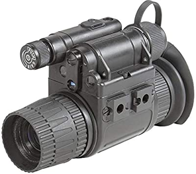 Armasight NSMNYX14M529DH1 MNVD 51-2HD Gen 2+ High-Definition Multi-Purpose 51 Degree FOV NV Monocular, Black by FLIR Outdoor and Tactical Systems, Inc