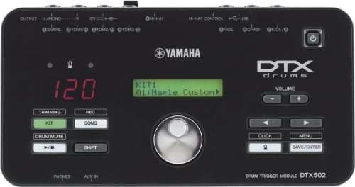 Yamaha DTX502 Electronic Drum Trigger Module for sale  Delivered anywhere in USA
