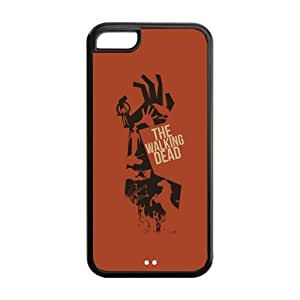 diy phone caseWalking Dead Solid Rubber Customized Cover Case for iphone 6 4.7 inch 5c-linda312diy phone case