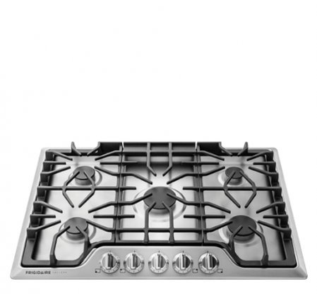 Price comparison product image Frigidaire FGGC3047QS Gallery 30 Gas Cooktop in Stainless Steel