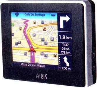 Airis T 930 - Navegador GPS (3.5 pulgadas): Amazon.es ...