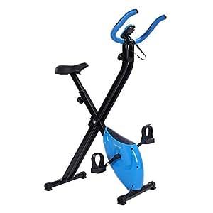 Confidence Fitness Confidence Folding X-Bike Blue Confidence Folding X-Bike