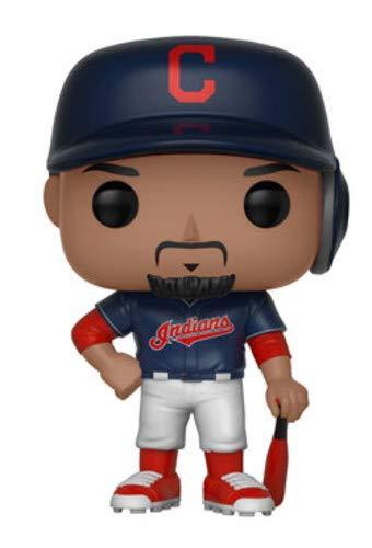 Funko POP Multicolor 30236 Accessory Toys /& Games Major League Baseball Francisco Lindor Collectible Figure