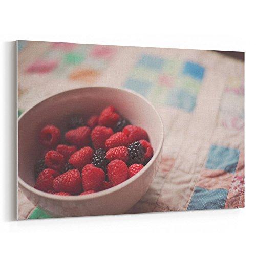 Westlake Art - Pink Quilt - 24x36 Canvas Print Wall Art - Ca