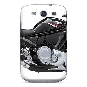 Snap-on Case Designed For Galaxy S3- 2008 Suzuki Gsx 650f