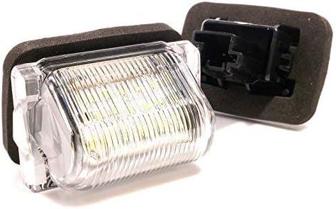 Led Kennzeichenbeleuchtung Canbus Mit Zulassung V 030503 Auto