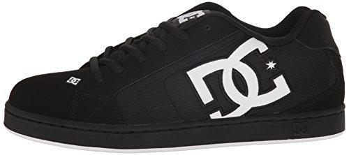 Unisex Black bambini Net Se Shoes k Scarpe Skateboard Da Dc 80qvz7xn7