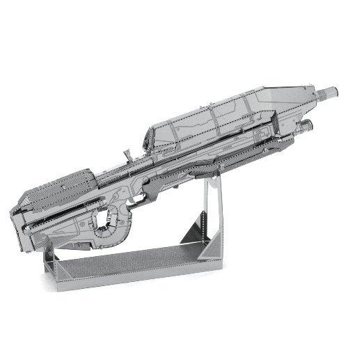 Fascinations Metal Earth 3D Laser Cut Model - HALO Assault Rifle - Halo Assault Rifle