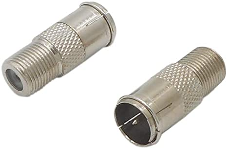10PCS RF Adapter BNC female to SMA male plug coax RF Connector  for CCTV Monitor