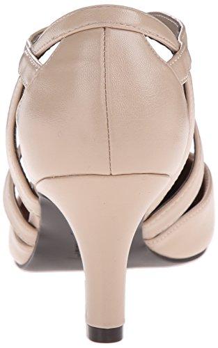 Lifestride Womens Seamless Dress Pump Tender Taupe