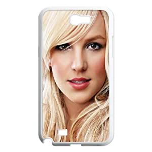 Britney Spears Samsung Galaxy N2 7100 Cell Phone Case White KO2598781