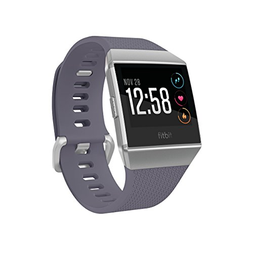 Fitbit Ionic Health & Fitness Smartwatch, blau,S