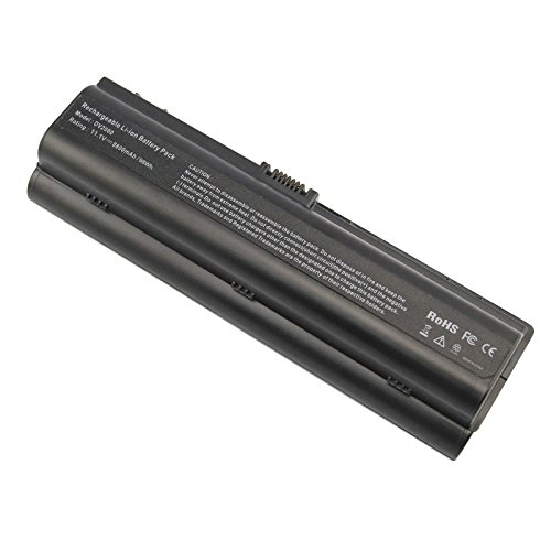 Fancy Buying 12 Cells 8800mAh DV2000 Laptop Battery For Hp Pavilion DV2100 DV2500 DV6000 DV6700 Series P/N's: 441425-001 446506-001 446507-001 HSTNN-DB42 452057-001 hstnn-c17c 417066-001 441611-001 (Battery Dv2000)