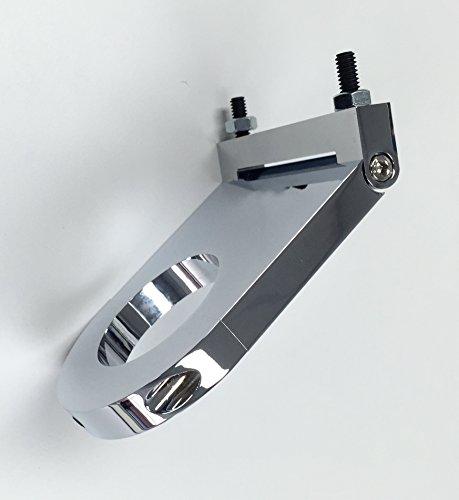 "Universal 3 1//2/"" Drop Chrome Aluminum Steering Column Drop Kit Street Rod"
