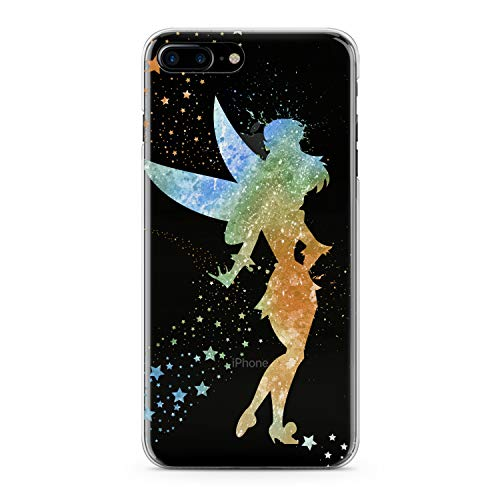 (Lex Altern TPU Case for iPhone Apple Xs Max Xr 10 X 8+ 7 6s 6 SE 5s 5 Slim fit Print Figure Cute Girly Theme Smooth Gift Clear Flexible)