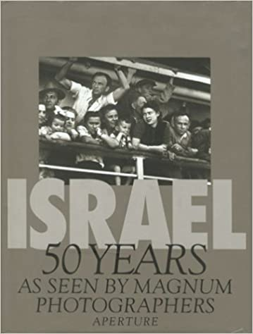 50 Years As Seen by Magnum Photographers Israel
