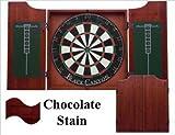 CueStix 40-0600 Chocolate Cabinet