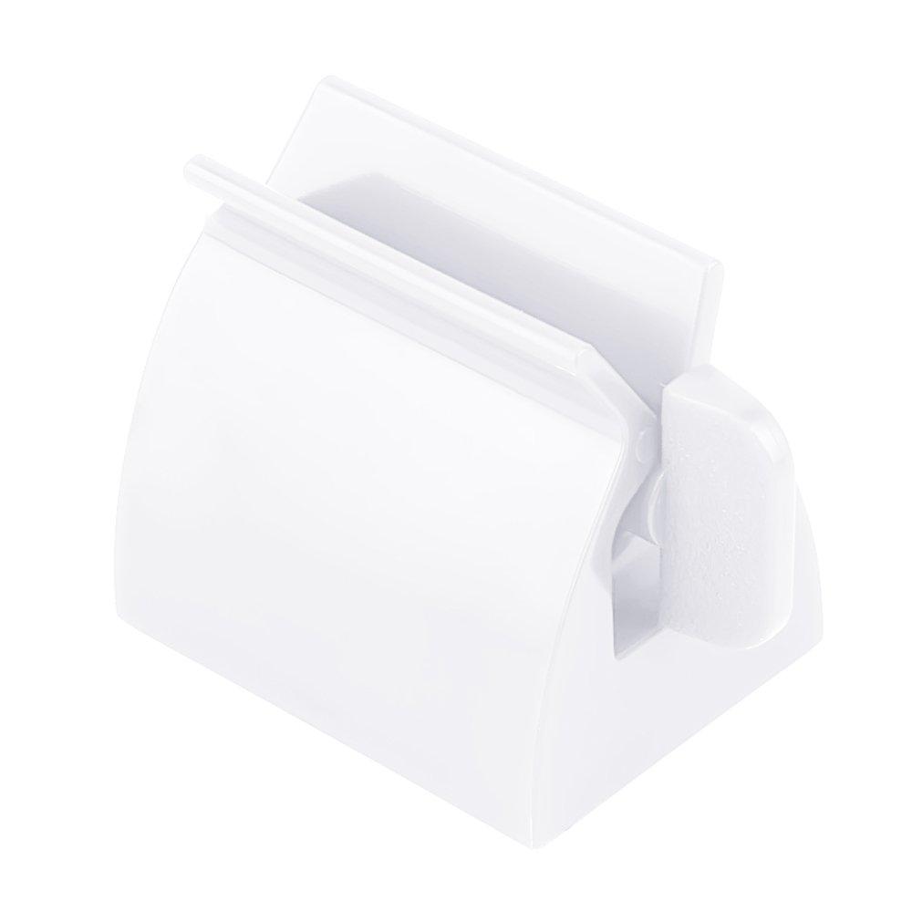 Gosear Exprimidor de Tubo de Pasta Dental rodante/Pasta de Dientes Dispensador de fácil Exprimir/Accesorio de baño: Amazon.es: Hogar