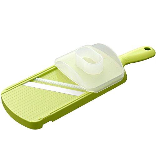 Kyocera Advanced Ceramic Wide Julienne Slicer, (Ceramic Mandoline Slicer)