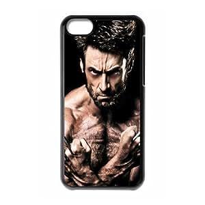iPhone 5C Phone Cases Black Wolverine FNR734491
