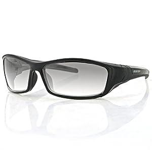 Bobster Hooligan Photochromic Sunglasses (Black)