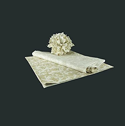 Precious Metal Elegance 25/Fles von 50/cm x 75/cm 18/GRS. Blatt-Papier Seide gedruckt